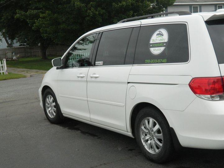 Honda Mini Van