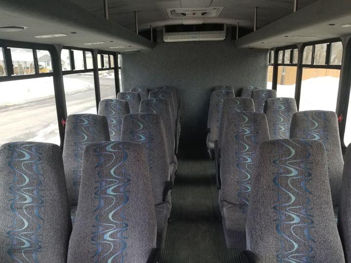 Tmx Mini Bus Interior 51 987007 1556822056 Schenectady, NY wedding transportation