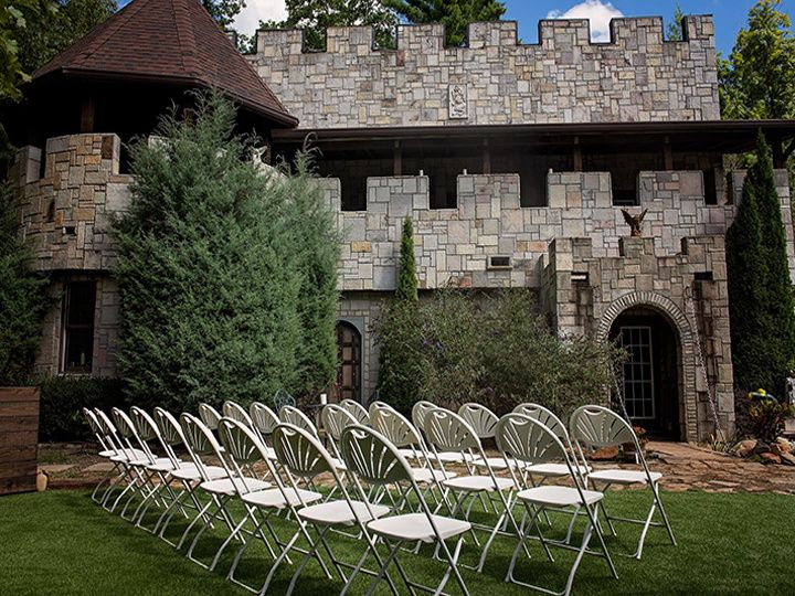Two ceremony site options