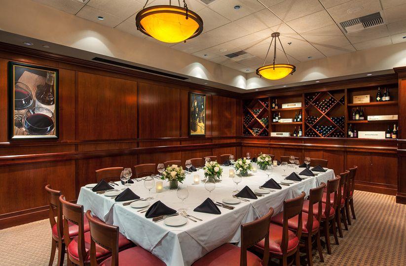 Fleming S Prime Steakhouse Amp Wine Bar Venue Orlando