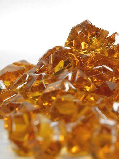 Acrylicgemdiamondsgold