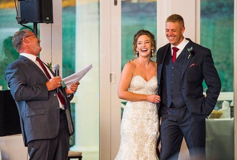 Oser Wedding, Airlie