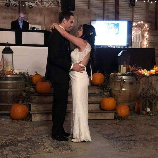 Kaufmann Wedding, Sinkland