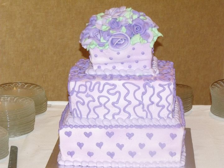 Wedding Cake I designed