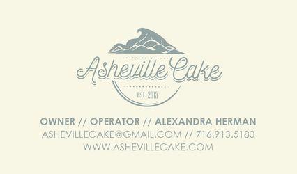 Asheville Cake 1