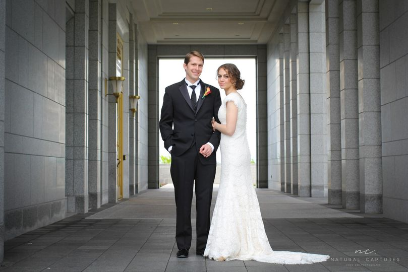 Utah LDS Wedding