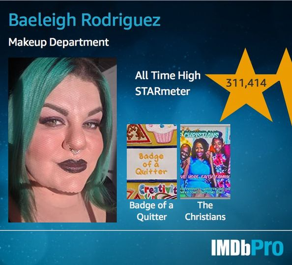 My IMDB badge