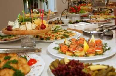 Cuisine America Catered Events