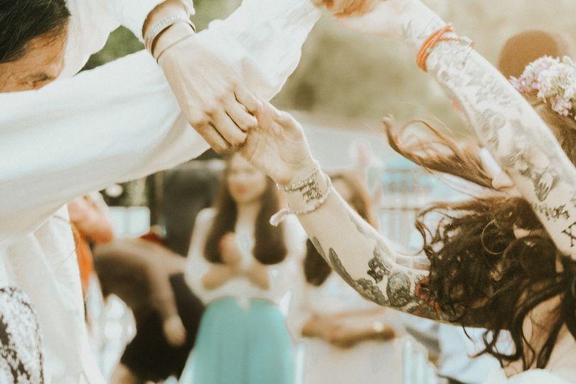 Keely + Aaron Wedding