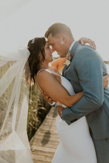 Alex + Chase Wedding