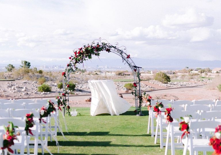 Revere Country Club Wedding