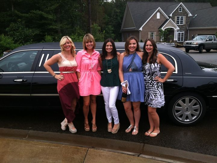 Tmx 1382004743597 The Girls Simpsonville wedding transportation