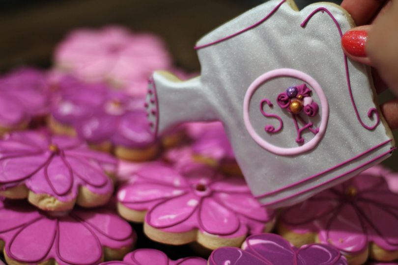 Personalized Customized Cookies
