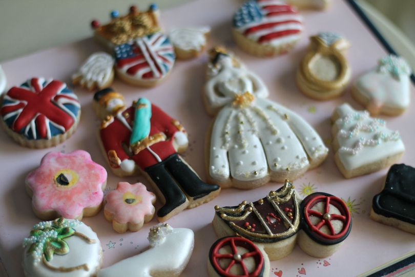We can make Your love story in cookies