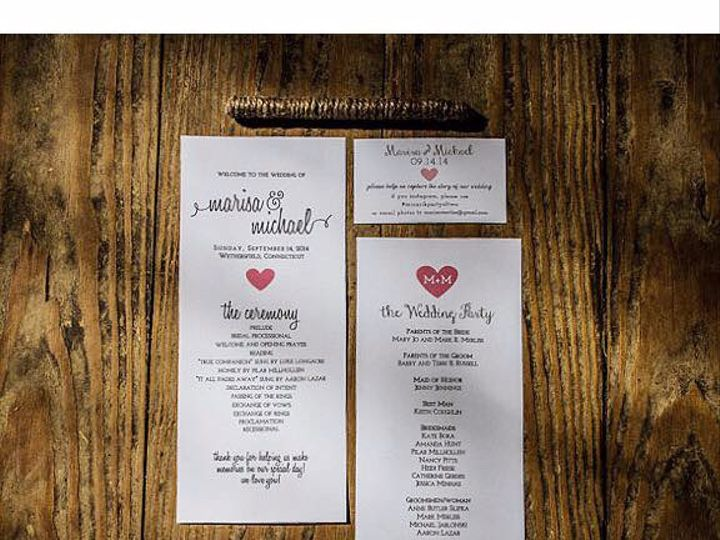 Tmx 1526147 1509552455981871 911892833332601634 N 51 1885107 1569351697 Lancaster, PA wedding invitation