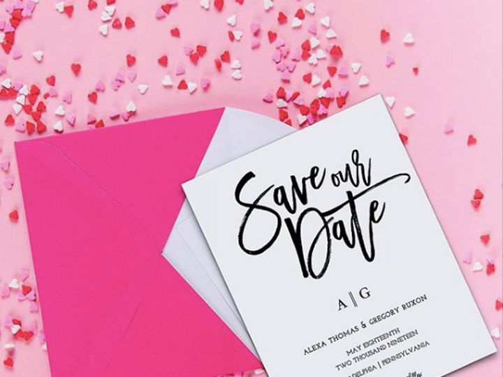 Tmx Save 1 51 1885107 1568917680 Lancaster, PA wedding invitation
