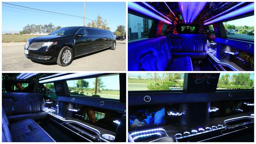 10 pax limousine