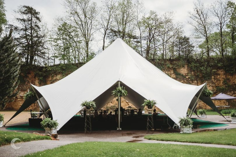 Grand Pavilion Tent