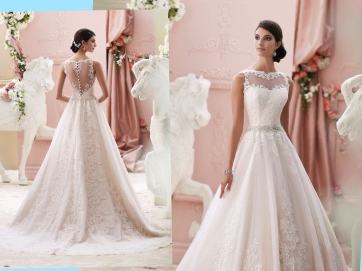 Tmx 1454776316667 Img0015 Hyannis wedding dress