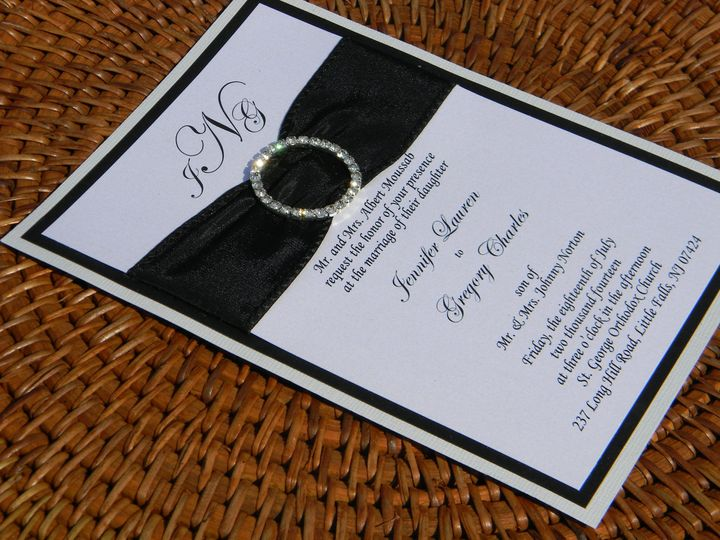 Tmx 1470490536094 Dscn3966 West Chester, Pennsylvania wedding invitation