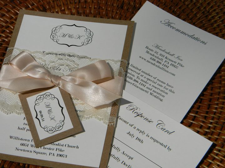 Tmx 1476390394940 Dscn3148 West Chester, Pennsylvania wedding invitation