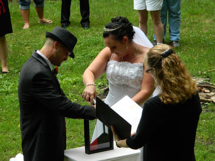 Tmx 1372284265128 Drums  Weddings 2013 032 Edgerton, Wisconsin wedding officiant