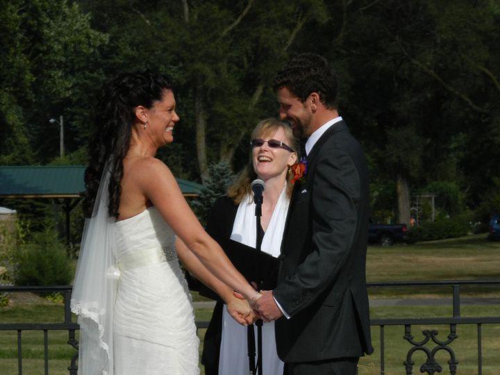 Tmx 1418593792696 Brenda  Casey Wedding 117 Edgerton, Wisconsin wedding officiant