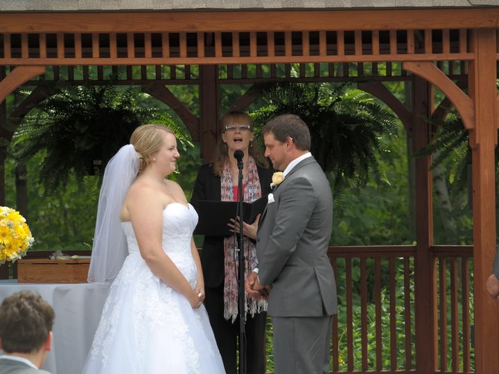 Tmx 1418595141465 Sam0453 Edgerton, Wisconsin wedding officiant