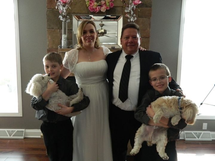 Tmx 1418598118630 Lisa  Tom Wedding 006 Edgerton, Wisconsin wedding officiant