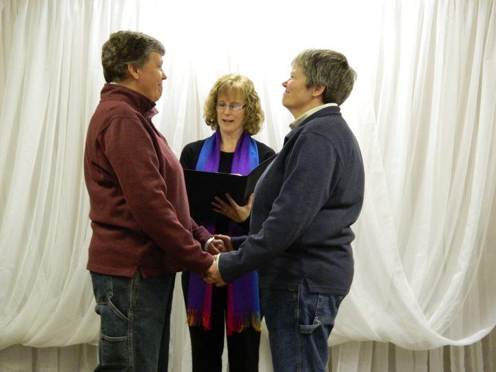 Tmx 1418598238804 Teri  Penny Wedding 012 Edgerton, Wisconsin wedding officiant