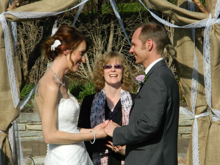 Tmx 1418598513539 Spring  Michelle Aaron May 10 Wedding 072 Edgerton, Wisconsin wedding officiant