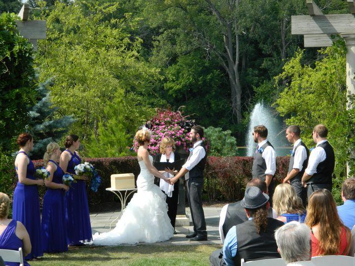 Tmx 1426371249309 Ashley  Tom Allison  Paul Aug 3 092 Edgerton, Wisconsin wedding officiant