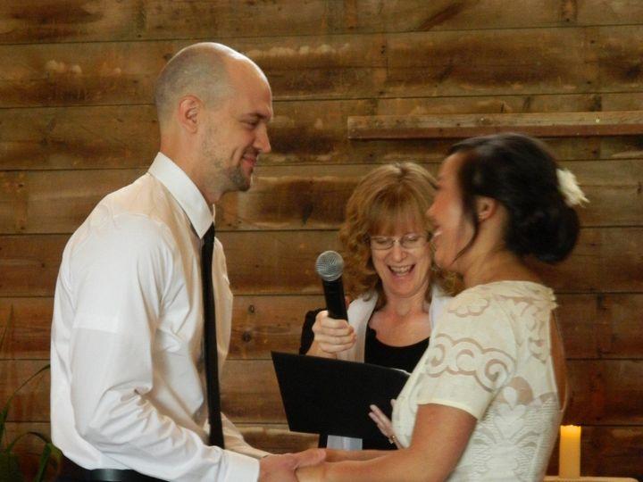 Tmx 1426371752342 Ashley  Tom Allison  Paul Aug 3 035 Edgerton, Wisconsin wedding officiant