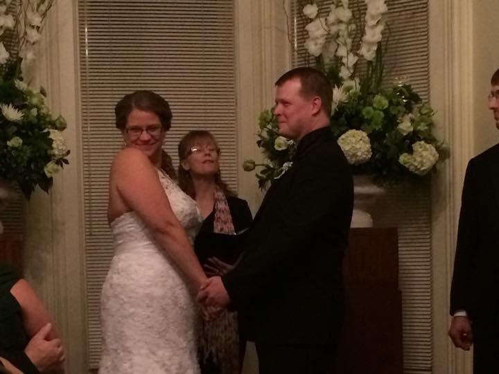 Tmx 1431536456983 1 Erin  Scott Nov 8 Edgerton, Wisconsin wedding officiant