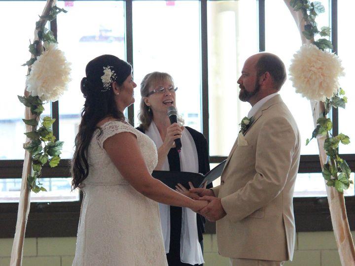 Tmx 1431538911491 K  M Wedding 08 30 14 068 Edgerton, Wisconsin wedding officiant