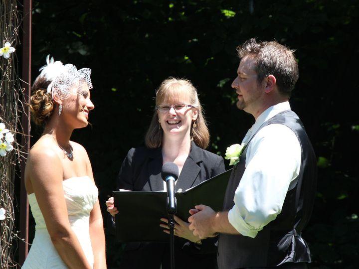 Tmx 1439693384820 Melissa  Darian June 27 2015 085 Edgerton, Wisconsin wedding officiant