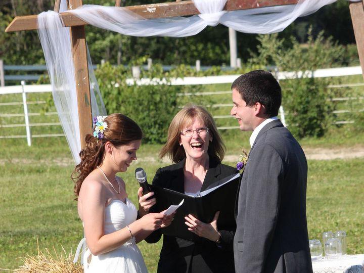 Tmx 1439695376532 Ashley  Josh Aug 1 135 Edgerton, Wisconsin wedding officiant