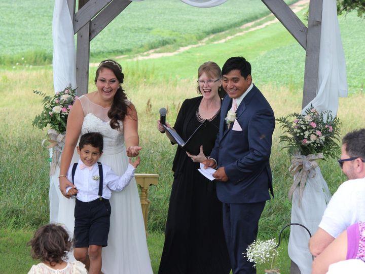 Tmx 1472697351513 Img0264 Edgerton, Wisconsin wedding officiant