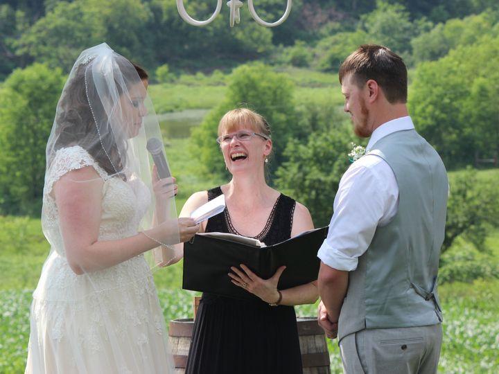 Tmx 1529946215 39fc43ee253b39ca 1529946212 D76d68967bc554ea 1529946211026 2 IMG 0188 Edgerton, Wisconsin wedding officiant