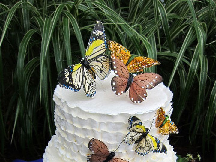 Tmx 1375982351344 2013 07 12 13 37 39 Virginia Beach, VA wedding cake