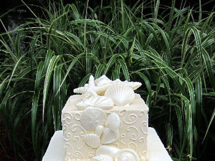 Tmx 1375982354330 2013 07 12 13 39 20 Virginia Beach, VA wedding cake