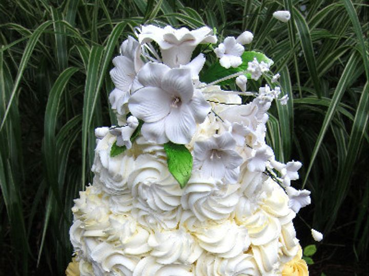 Tmx 1375982360221 2013 07 12 13 44 17 Virginia Beach, VA wedding cake