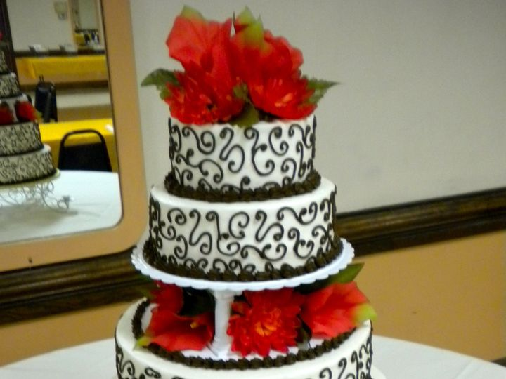 Tmx 1376499017714 Dscn1120 Virginia Beach, VA wedding cake