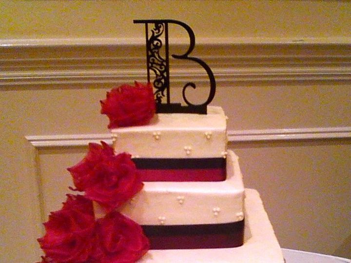 Tmx 1376499057829 Image 2 Virginia Beach, VA wedding cake