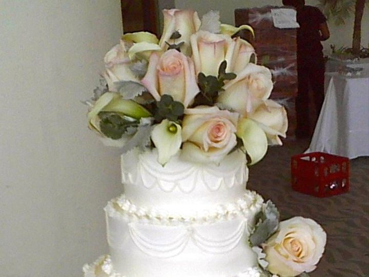 Tmx 1376499061078 Image 1 Virginia Beach, VA wedding cake