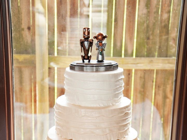 Tmx 1376499256646 Photo Virginia Beach, VA wedding cake