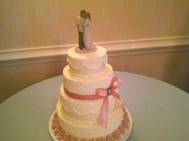 Tmx 1376499262861 Photo07281613 Virginia Beach, VA wedding cake