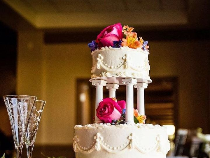 Tmx 1454683809671 Weddingcake Virginia Beach, VA wedding cake