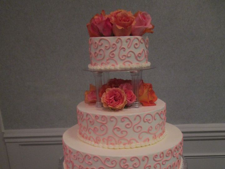 Tmx 1454684502097 Img0493 Virginia Beach, VA wedding cake