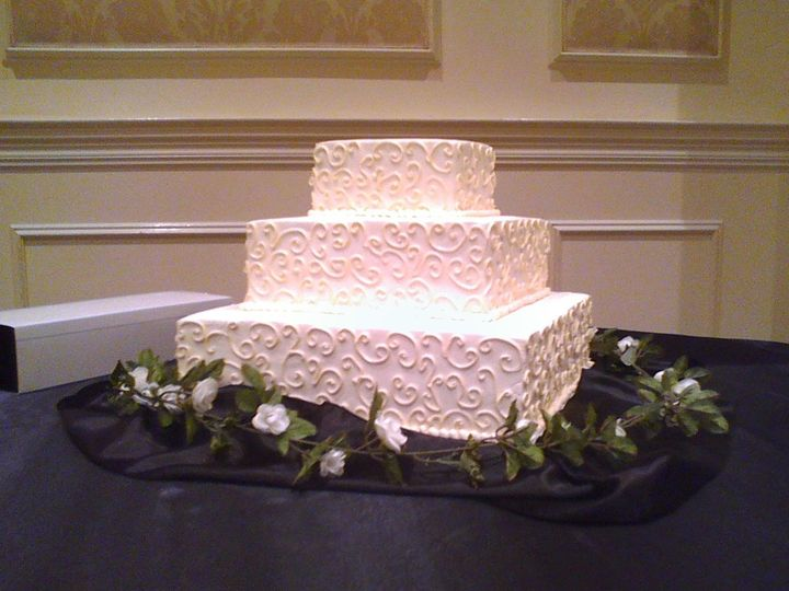 Tmx 1454684539263 Photo11101534 Virginia Beach, VA wedding cake